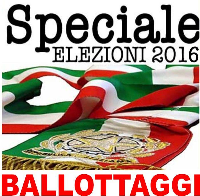 ballottaggi 2016