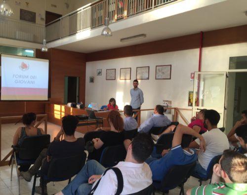 Assemblea Forum Giovani Mariglianella 30.6.2016