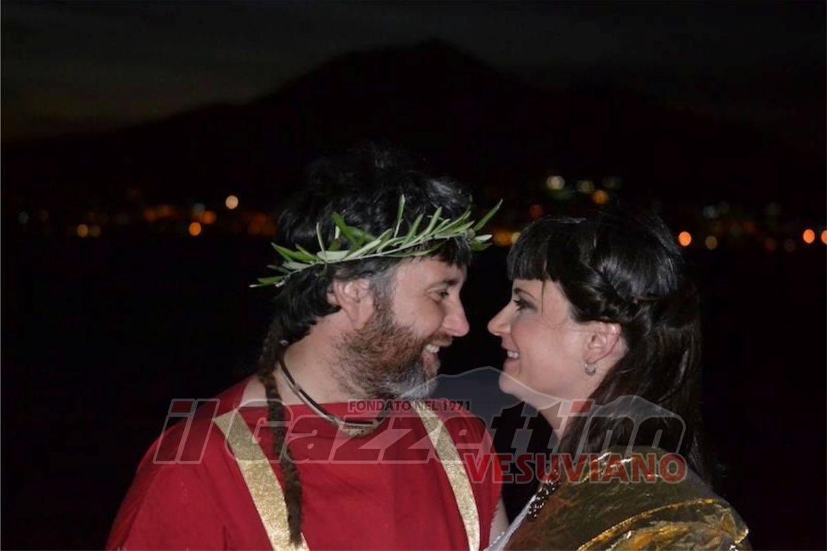 Matrimonio Romano Scribd : Matrimonio in riva al mare come ai tempi dei romani