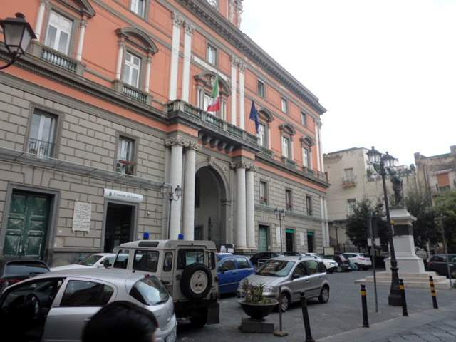 piazza municipio sarno