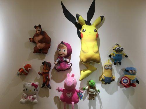 con i giocattoli nun s' pazzea