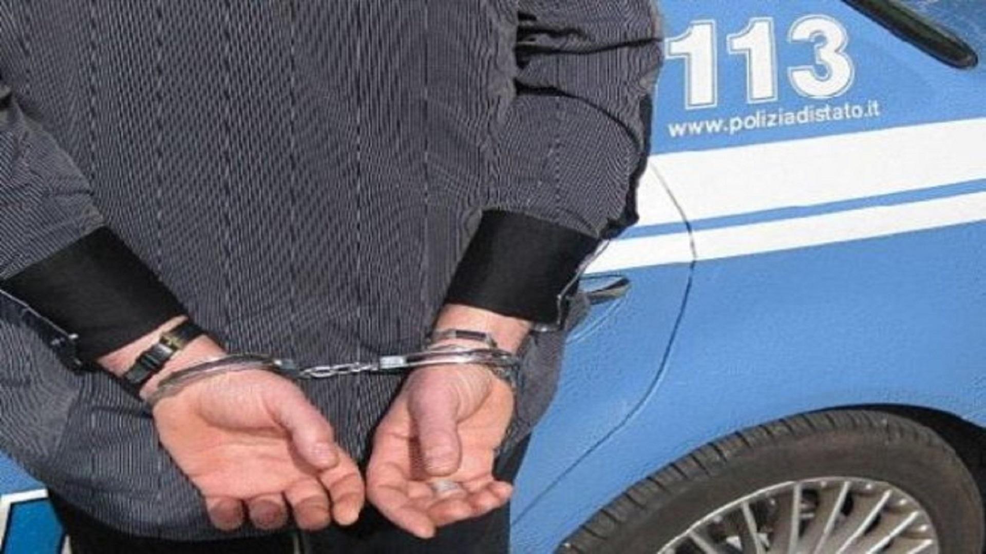 arresto polizia torre annunziata