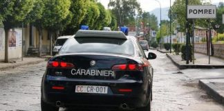 carabinieri pompei marocchino