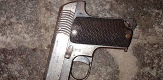 pistola torre annunziata minori