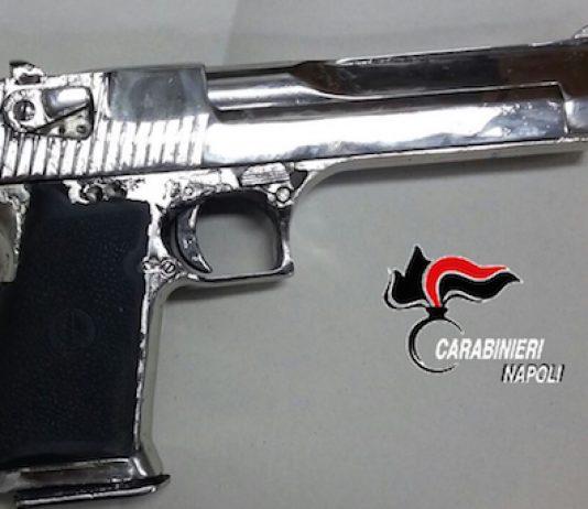 castellammare pistola 44 magnum