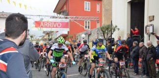 Visciano Bike Marathon 26032017 partenza