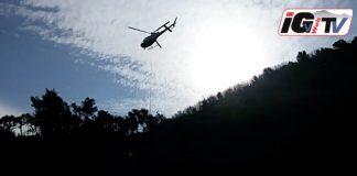castellammare elicottero pozzano