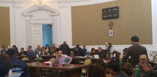 castellammare occupazione consiglio m5s