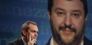 De Magistris Salvini