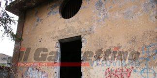 Gragnano (Na) stazione degrado 15