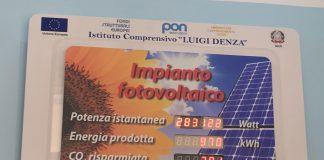 energia pulita scuola denza1