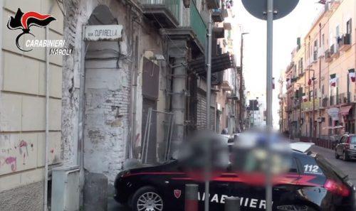 ercolano estorsioni carabinieri
