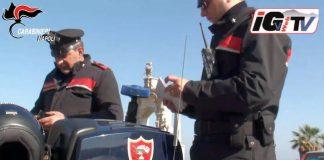 giro milionario riciclaggio carabinieri napoli