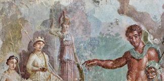 scavi di pompei 1