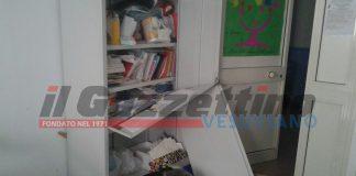 atti vandalici scuola torre annunziata