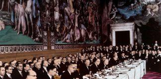 trattati di roma 60esimo anniversario napoli