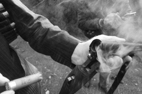 50enne ucraino ferito fucile