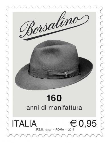 Francobollo Borsalino
