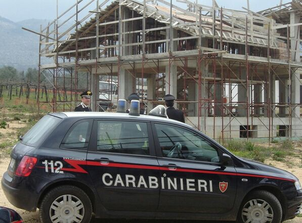 carabinieri abusivismo edilizio