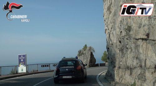 carabinieri travestiti truffa anziani