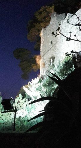 torrione castello di Sarno