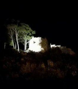 torrione castello sarno