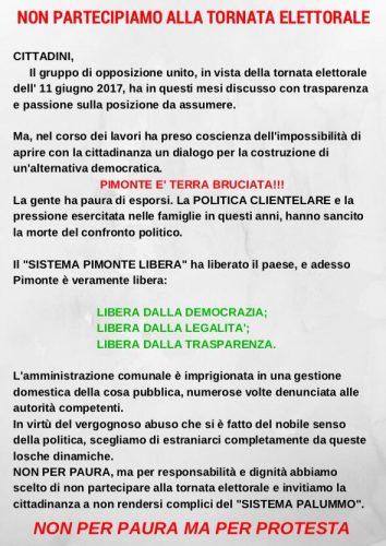 pimonte pd manifesto