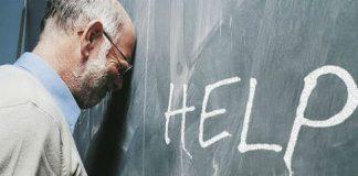 Burnout insegnanti scuola
