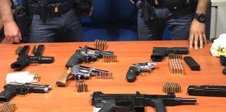 arsenale rione traiano polizia