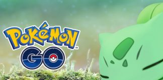 Pokémon Go erba