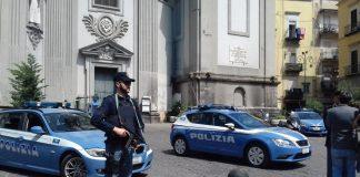 rione sanità polizia