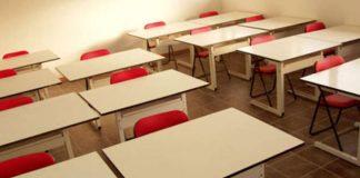 scuole chiuse striano