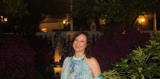 Carla Aramo - presidente 2016/2017 Rotary Scafati Angri Realvalle