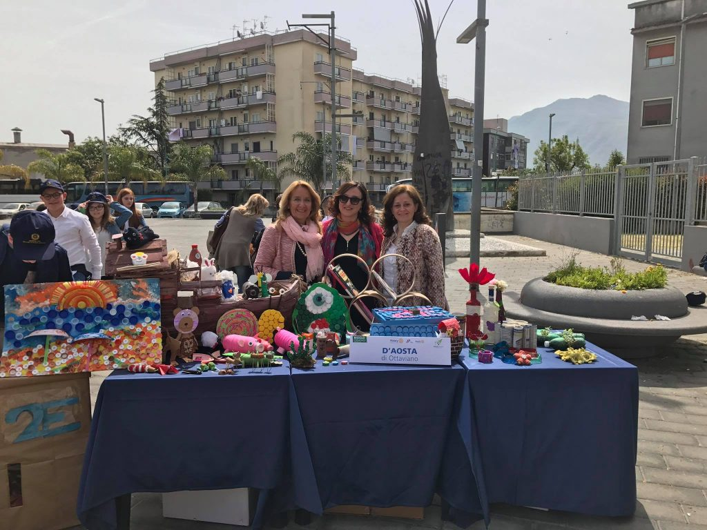 Riciclo Creativo - Rotary Angri Scafati Realvalle