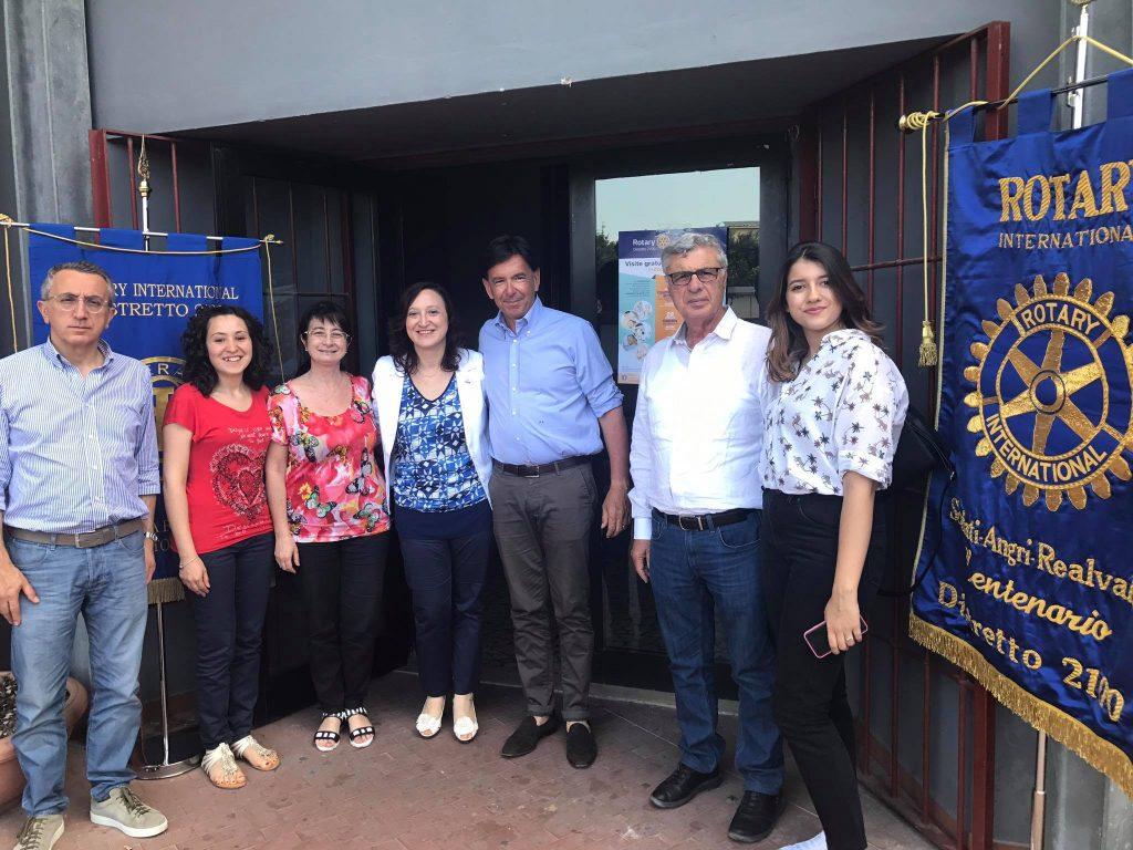 Le domeniche della salute - Rotary Scafati Angri Realvalle