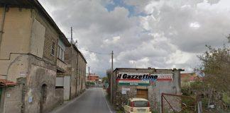 ampliamento via Sarno - Striano