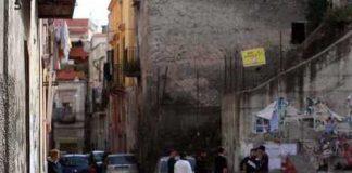 provolera torre annunziata spari centro storico