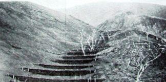 opere di imbrigliamento del Vesuvio per evitare alluviano