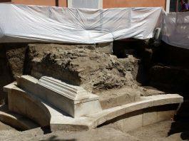 scavi di pompei epigrafe san paolino 12