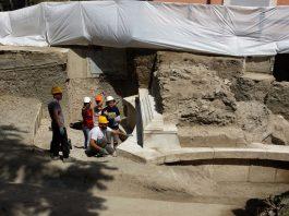 scavi di pompei epigrafe san paolino 6