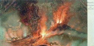 vesuvio eruzione 1906