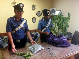 3 arresti droga marigliano