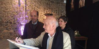 Cargaleiro ad Amalfi - Assessori Enza Cobalto e Massimo Malet dicembre 2015