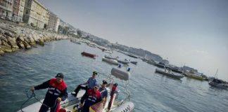 carabinieri posillipo capitaneria porto