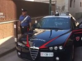 carabinieri torre annunziata
