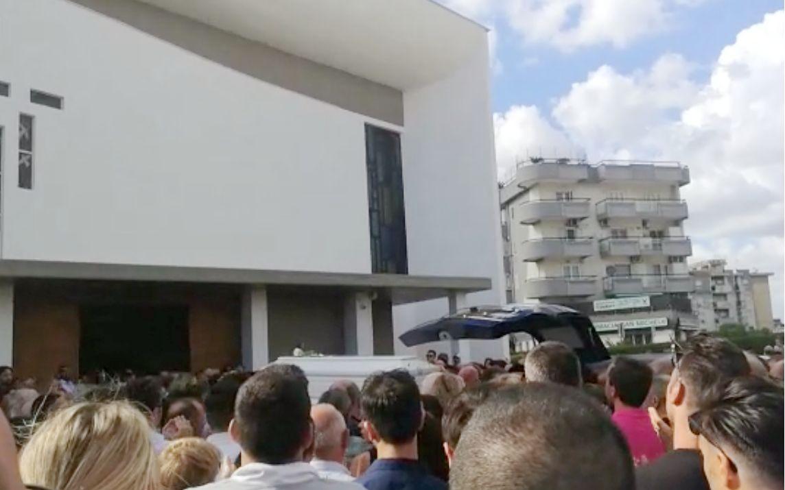 funerale agostino