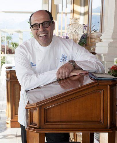 lo Chef Ettore Bocchia