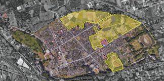 mappa pompei messa in sicurezza