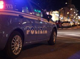 polizia notte torre Annunziata