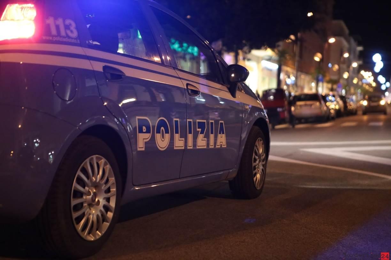 polizia notte torre annunziata arresti multe